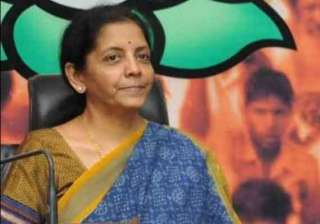 nirmala sitharaman elected unopposed to rajya...