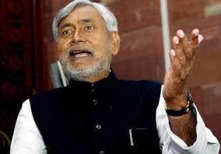 nitish asks jd u leaders not to make statements -...