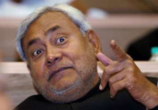 nitish asks modi to mind his own business - India...