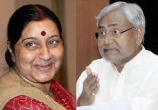 nitish s unease with modi irrelevant unfortunate...