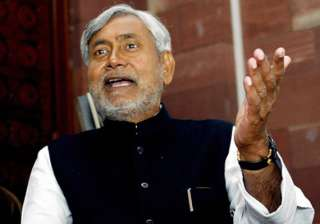 no decision yet on prez candidate says nitish...