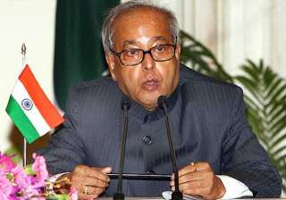 no regret for not becoming pm says pranab - India...