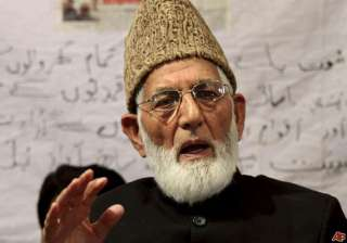 nothing to fear about bjp govt geelani - India TV