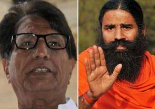 now rld comes out in support of ramdev s campaign...