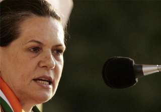 on rajiv s birth anniversary sonia plans massive...