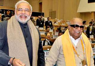 pm narendra modi thanks dmk chief for...