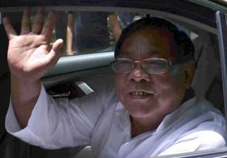 sangma quits ncp to contest presidential poll bjp...