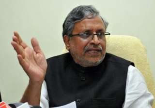 patna serial blasts sushil modi angry with chaos...
