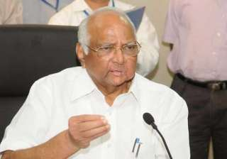 pawar to spell out ncp roadmap ahead of...