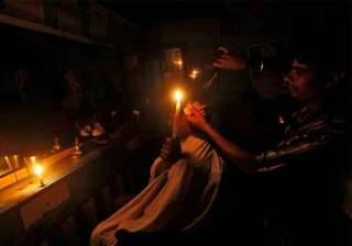power crisis continues unabated in uttar pradesh...