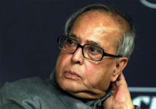 pranab leaves finance ministry for new journey -...