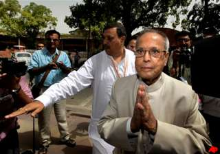 pranab to kickstart his campaign from tn on...