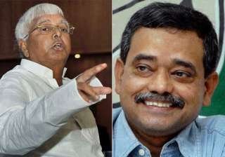 president s son meets lalu yadav in jail - India...