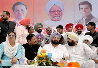 punjab cong mlas oppose public criticism of party...