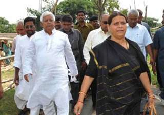 rabri to fight legislative council polls - India...