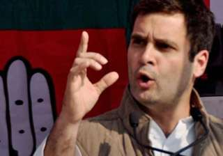 rahul gandhi booked for defaming rss - India TV