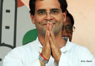 rahul gandhi to address public rally in gujarat...