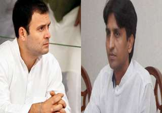 rahul will lose heavily in amethi says aap leader...
