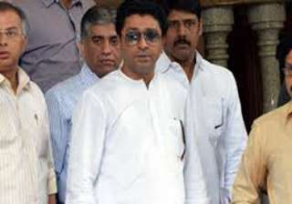 raj thackeray projects himself as cm candidate in...