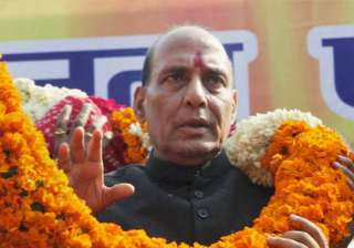 rajnath begins lucknow campaign today - India TV