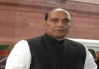 rajnath did not apologise over gujarat riots bjp...