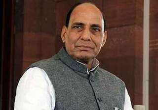 rajnath takes up women s safety with delhi police...