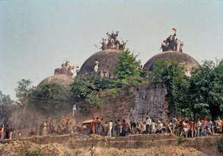 why ayodhya issue is sensitive watch rare pics of...