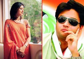 b day special jyotiraditya scindia and wife...