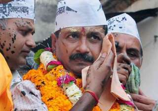 sp bsp congress will be losers as kejriwal takes...