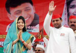 samajwadi party declares second list for up -...