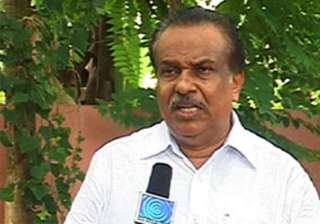 senior congress leader to contest for cpi m in...