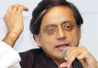 shashi tharoor s assest comes to around rs 23...