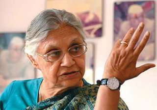 sheila dikshit confident of fourth win - India TV