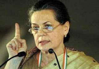 sonia gandhi writes to narendra modi for early...