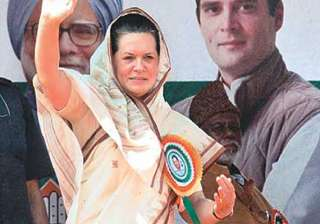 sonia s rally a matter of prestige says congress...