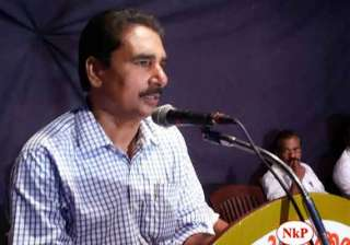 stones pelted at kollam mp s house in kerala -...