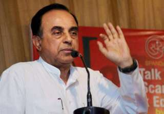 subramanian swamy calls for strong opposition in...
