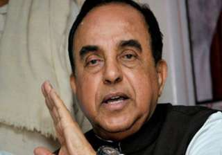 swamy accuses chidambaram of taking economy to...