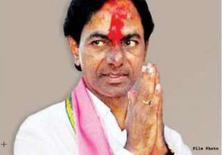 trs rebuffs congress says not to merger - India TV