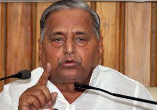 sp backs out from supporting kalam - India TV