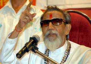 thackeray asks dalits not to fall in congress...