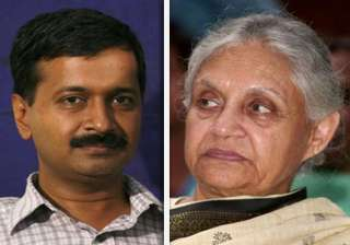 triangular fights expected in delhi assembly...