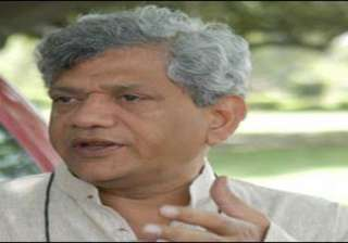trinamool having links with maoists yechury -...