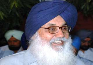 upa govt has failed on all fronts badal - India TV