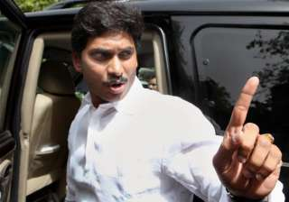 ysr congress leading in 15 assembly seats in...