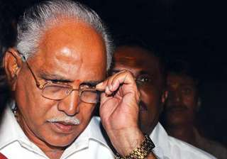 yeddyurappa to join hands with congress - India TV