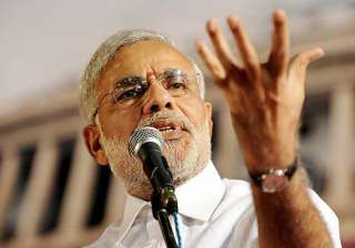 criticism of modi will not be tolerated rss...