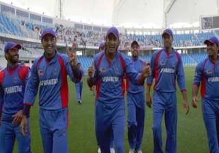 afghanistan a win away from cricket world cup...