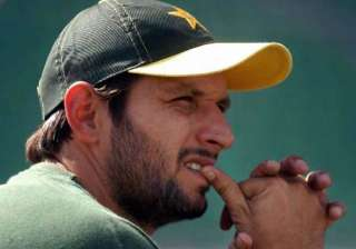 afridi pulls out of ireland tour - India TV