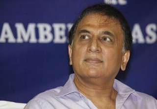 as an opener ready for any role sunil gavaskar. -...